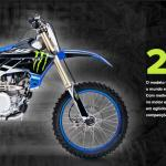 Monster Energy Sorteara Duas Yamaha Yz 450f Em Promocao Moto Channel Brazil