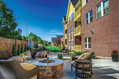 Senior Housing Management Property Management Services - Communities
