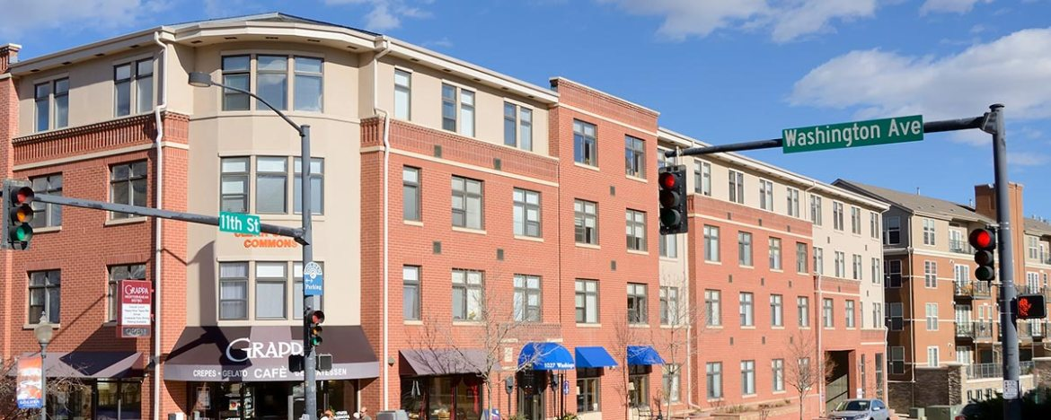 Mixed-use Real Estate Development