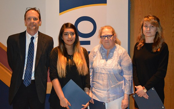 Honors Reception recognizes outstanding students ...