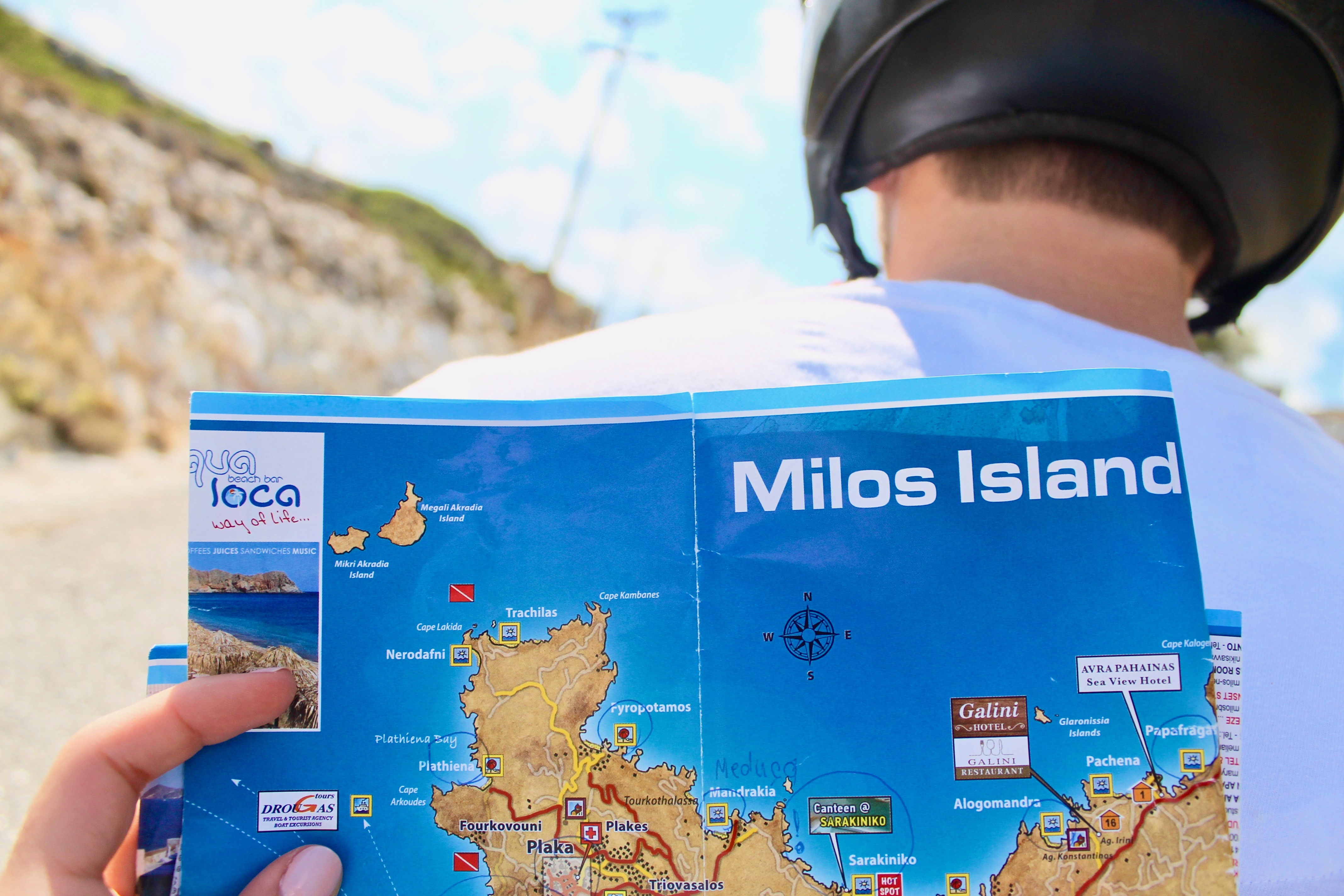 Travel Guide: Milos, Greece