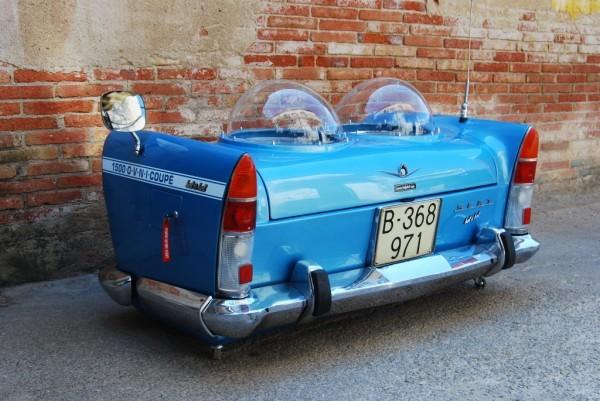 Bel & Bel Ovni Coupe 1500
