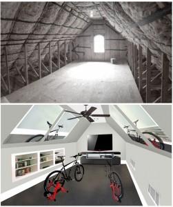 MCC Cherokee attic rendering