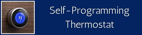 Self-Programming Thermostat