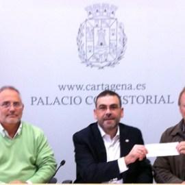 El Concejal de Movimiento Ciudadano entrega su sueldo de noviembre al Club de Fútbol La Esperanza
