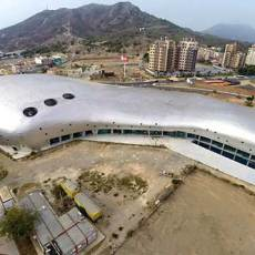 Moción sobre situación del Palacio de Deportes y responsabilidad del Concejal de Deportes