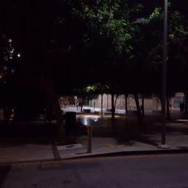 MC Cartagena instará al Gobierno local a dar solución a los problemas de iluminación en la Plaza Puertas de la Serreta
