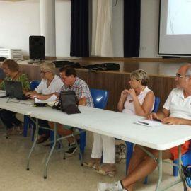 MC presenta en el Pleno de la Junta Vecinal de El Algar iniciativas para la mejora de servicios y el patrimonio de la diputación