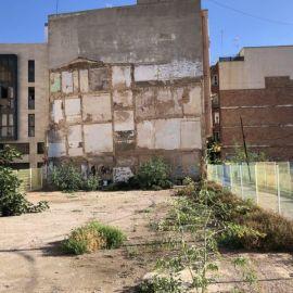El PSOE retoma el estilo 'Puerta Nueva' para la Morería Baja