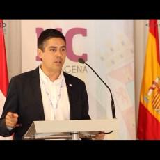 Joaquín Segado convierte la Autoridad Portuaria en el plató del PP