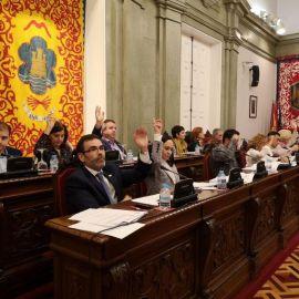 MC continúa recordando a la CARM (PP) y el Gobierno central (PSOE) sus obligaciones con Cartagena en la recuperación del Anfiteatro Romano
