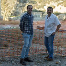 Ricardo Segado reclama para el Anfiteatro el mismo compromiso de financiación de la administración estatal que en la ciudad de Murcia