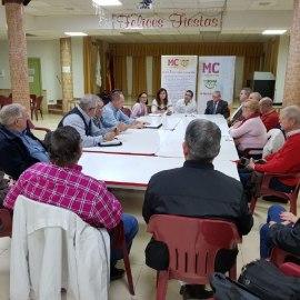 Los vecinos de Barrio Peral reconocen que el mayor avance de la zona se ha producido con la Alcaldía de José López, que cumplió con todos sus compromisos