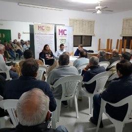 MC y vecinos trabajan de manera proactiva para mejorar Urbanización Mediterráneo, Nueva Cartagena y San Antón