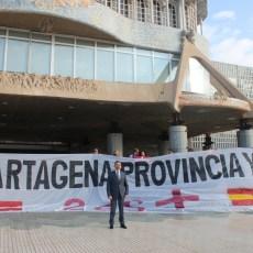 """MC denuncia que la presidenta cierra la puerta de la Asamblea Regional a Cartagena mientras los grupos intentan """"cerrar en falso"""" la reforma del Estatuto"""
