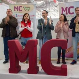 MC celebra una jornada de convivencia con la mirada puesta en defender desde la Alcaldía y la Asamblea Regional el progreso de Cartagena, la Comarca y toda la CARM