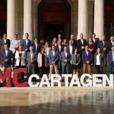 MC da a conocer el equipo que gobernará Cartagena los próximos cuatro años
