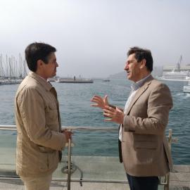 Antonio García (Coalición Municipalista) recuerda al Gobierno regional que sus políticas y falta de inversión aceleran la destrucción del turismo en el Mar Menor