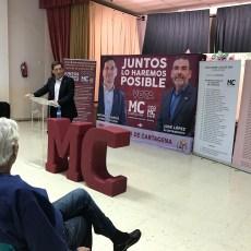 La Coalición Municipalista defiende un plan hidrológico de interconexión de cuencas que simbolice la solidaridad entre territorios