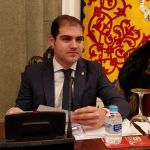 Ricardo Segado recuerda a Noelia Arroyo que debe impulsar el homenaje al 'Jabato Sagarduy'