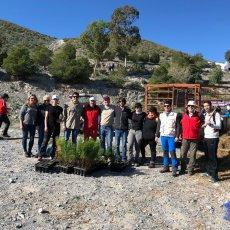MC exige la convocatoria urgente de la Mesa de la Reforestación para acordar las actuaciones a desarrollar en otoño