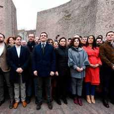 El PP sostiene el Gobierno de 'tránsfugas y vendedores de humo' en contra de sus Estatutos y las recientes críticas de sus dirigentes a Cs y VOX