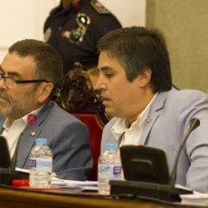 Jesús Giménez exige a 'La Trinca' la firma del convenio de seguridad en el puerto impulsado por José López