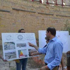 Castejón y Arroyo 'celebran' la ridícula inversión para el Anfiteatro mientras los suyos destinan siete millones al yacimiento de San Esteban de Murcia