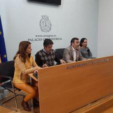 MC denuncia el uso de la fuerza pública por parte de Castejón y Arroyo para amedrentar a su Grupo municipal