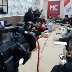 MC toma la iniciativa para mantener la senda de progreso y futuro iniciada en el bienio cartagenerista
