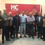 José López confirma al comité de empresa de SABIC el respaldo de MC Cartagena a sus reivindicaciones