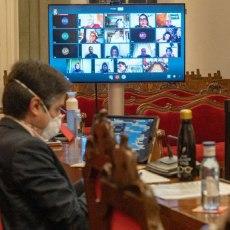 El Gobierno ratifica un presupuesto de propaganda que rechaza planes de rescate con motivo del COVID-19y que reduce el gasto social