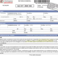 MC Cartagena exige que se esclarezcan los hechos acontecidos tras la ocultación del posible fraude en el contrato de basuras