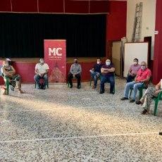 Ante el contexto actual, MC avanza en las nuevas líneas de trabajo en las juntas vecinales para compensar el olvido del Gobierno en barrios y diputaciones
