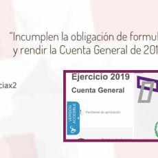 Isabel García recuerda al Gobierno local que ha incumplido el plazo para rendir la Cuenta General de 2019