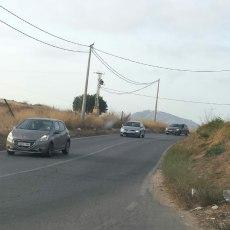 MC Cartagena consigue que el Gobierno empiece a reparar la carretera de La Asomada