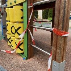 MC Cartagena exige que se abran los parques infantiles