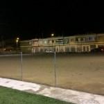 El Gobierno oculta la chapuza del campo de fútbol de Los Belones