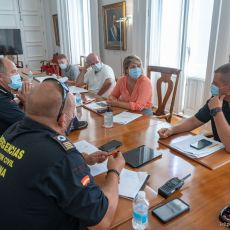 N. Arroyo 'encarga' a los vecinos garantizar la seguridad en la etapa de la Vuelta Ciclista a España