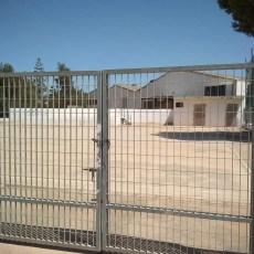 MC pide que se habilite una pista deportiva al aire libre en La Palma para evitar que los jóvenes tengan que desplazarse hasta La Aparecida