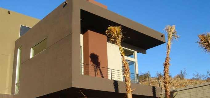 Palm Springs & Palm Trees