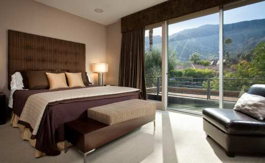 Palm Canyon Bedroom