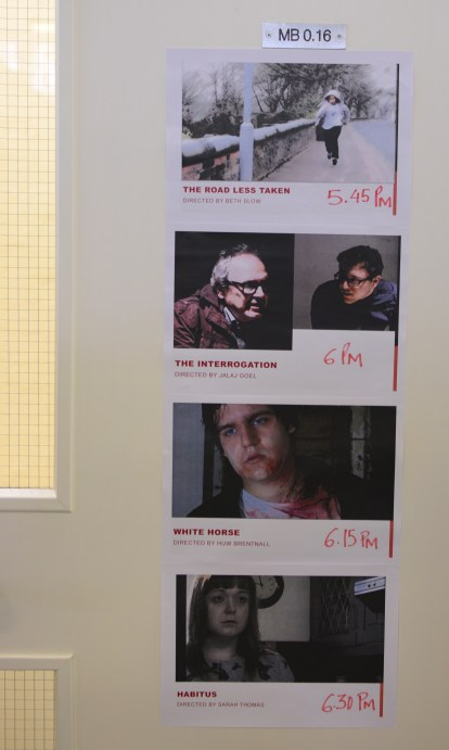 The four films produced by MCC finalists