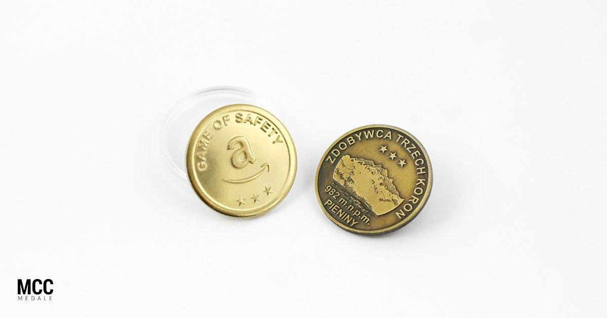 Moneta odlewana i moneta bita - różnice