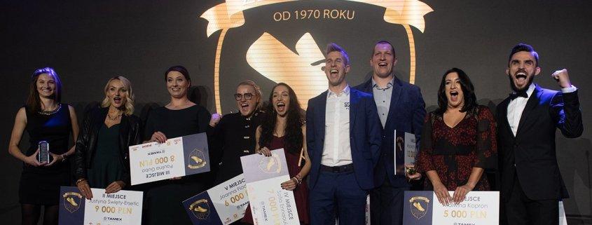 Gala Złote Kolce 2018 - nagrody dla zawodników
