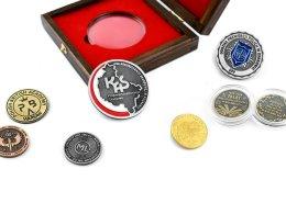 Własne monety okolicznościowe - z MCC Medale to możliwe!