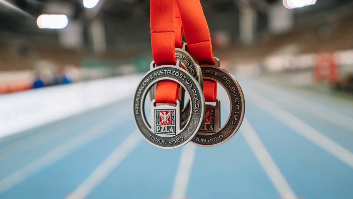 Medale PZLA zaprojektowane i wykonane przez firmę MCC Medale