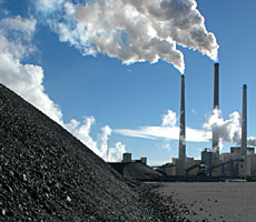 Coal plant = disease and health care costs