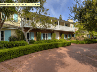 """Monterey Colonial Restoration in Montecito:   """"The Before!"""""""
