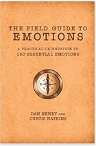 self help book, field guide to emotions